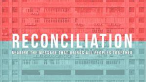 The Attitude of Reconciliation