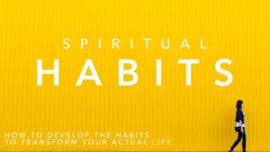 Spiritual Habit #5: Giving Generously