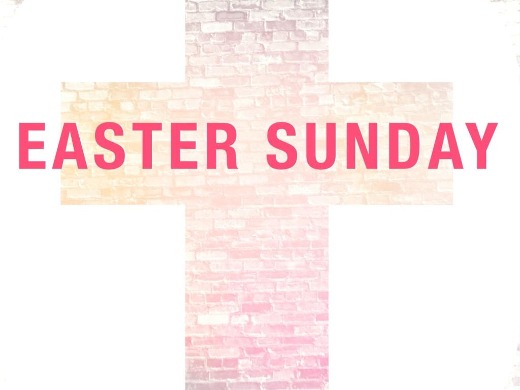 Easter Sunday 2016