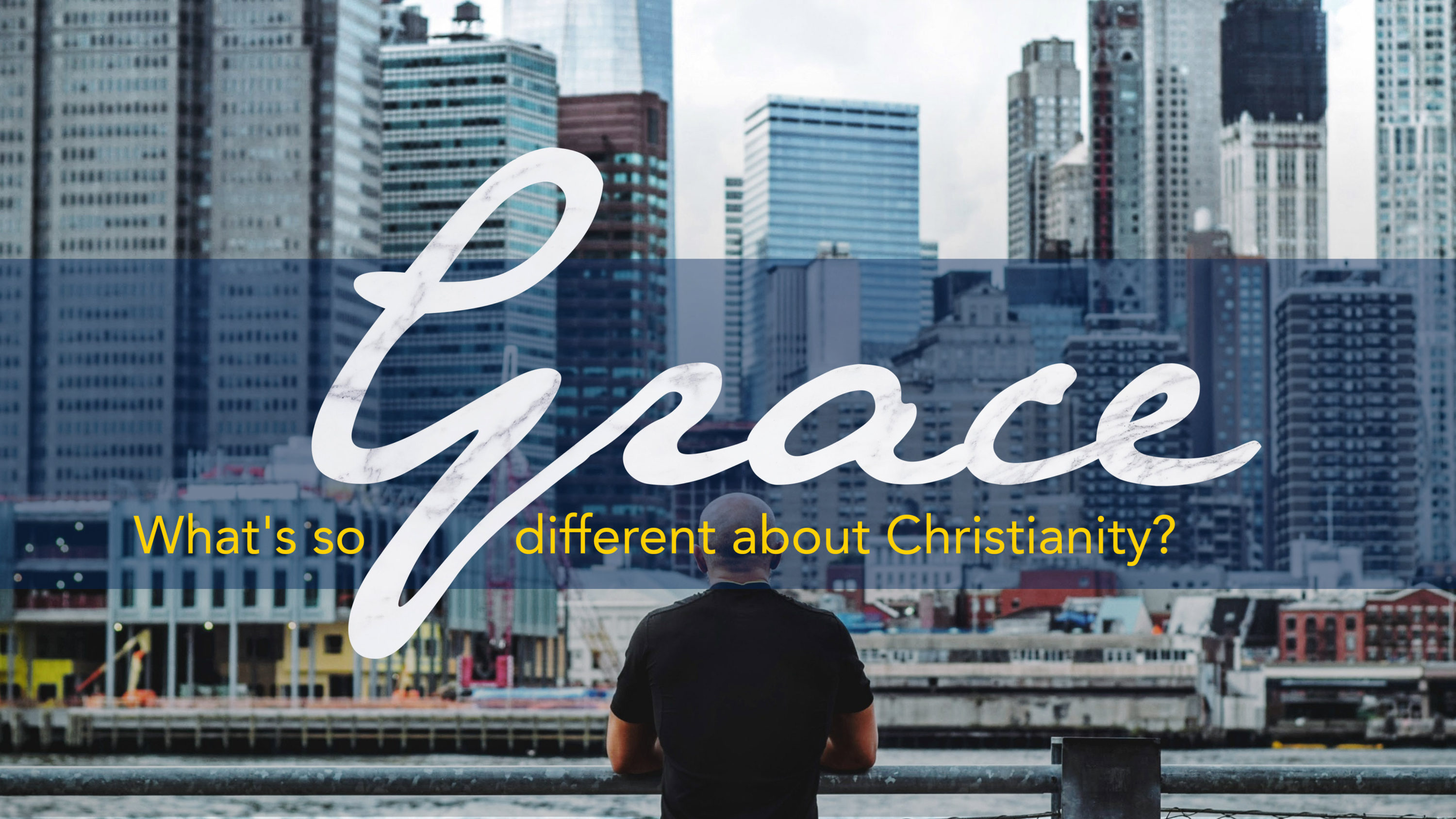 What's So Different About Christianity?