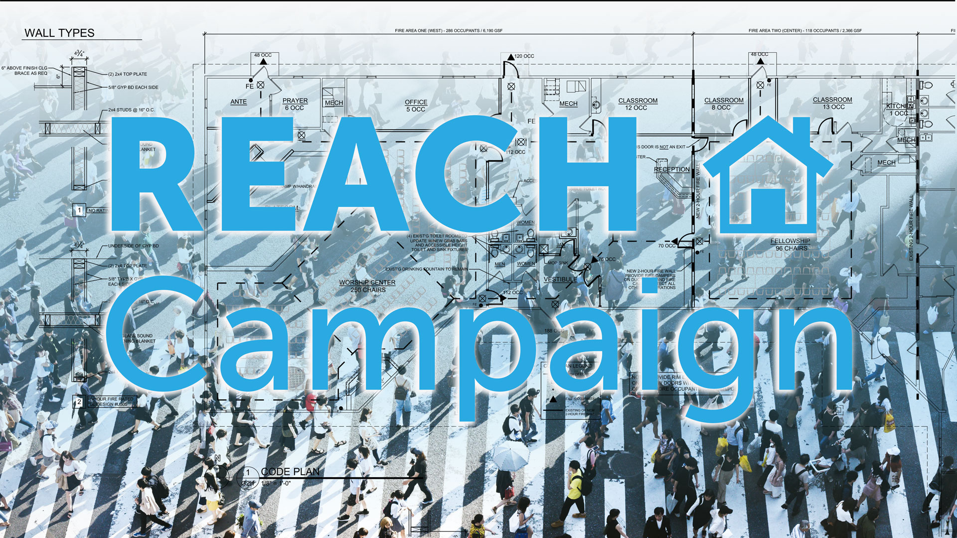 Go And Make Disciples | REACH Campaign