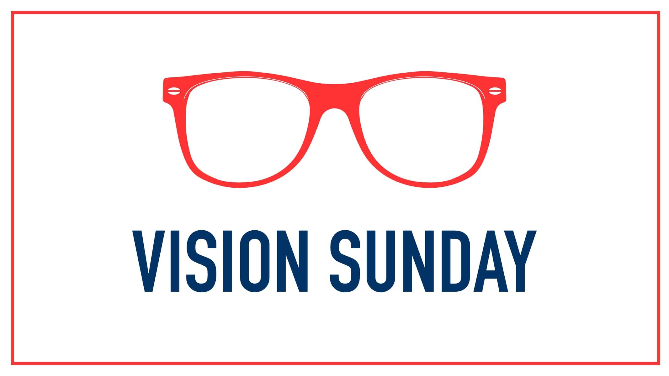 Vision Sunday 2017