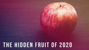 The Hidden Fruit of 2020